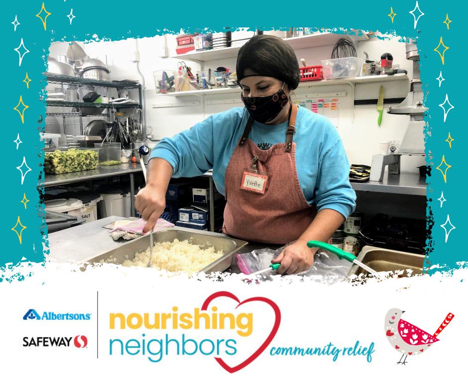 Nourishing Neighbors with Albertson's